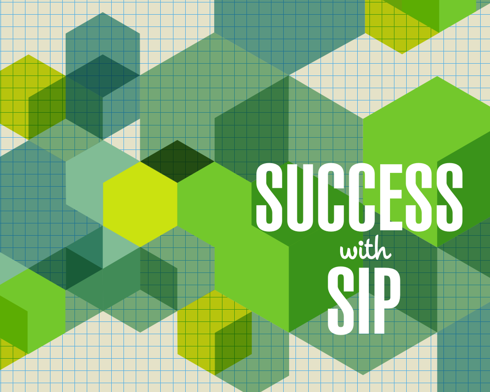 Success with SIP Cover